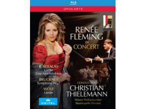 FLEMING / THIELEMANN - Renee Fleming In Concert (Blu-ray)