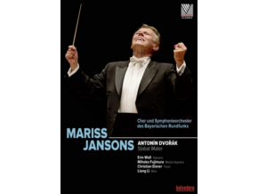 MARISS JANSONS / BR SO - Dvorak: Stabat Mater (DVD)