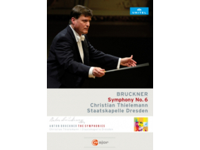 SKAPELLE DRESDEN / THIELEMANN - Bruckner: Symphony No. 6 (DVD)