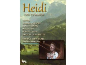 CARSON / WOOD / LANCHESTER / CLARY - Warnick: Heidi (DVD)