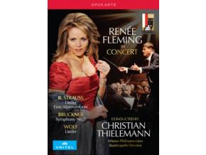 FLEMING / THIELEMANN - Renee Fleming In Concert (DVD)