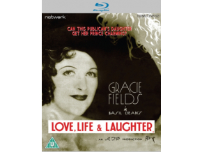 Love. Life & Laughter (Blu-ray)
