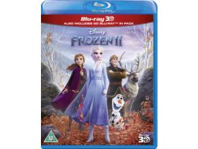 Frozen 2 3D (Blu-ray 3D)
