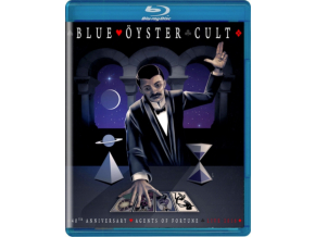 BLUE OYSTER CULT - 40th Anniversary - Agents Of Fortune - Live 2016 (Blu-ray)
