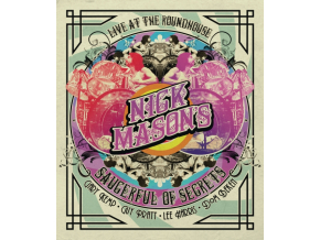 NICK MASONS SAUCERFUL OF SECRETS - Live At The Roundhouse (Blu-ray)