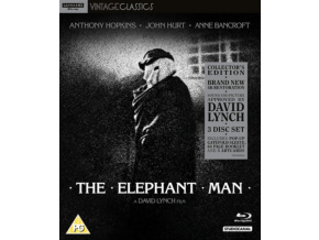 Elephant Man. The (40th Anniversary Edition) (Collectors Edition) (Blu-ray 4K)