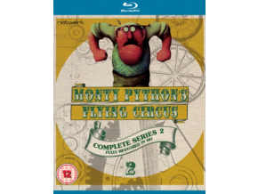 Monty Pythons Flying Circus: The Complete Series 2 (Blu-ray)
