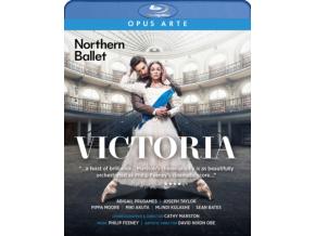 VARIOUS ARTISTS - Victoria (Blu-ray)