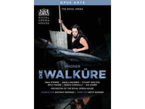 VARIOUS ARTISTS - Richard Wagner: Die Walkure (DVD)