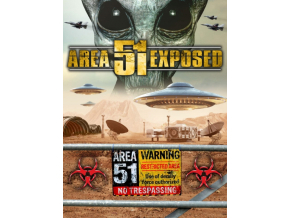 VARIOUS ARTISTS - Area 51 Exposed (DVD)