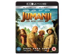 Jumanji: The Next Level (Blu-ray 4K)