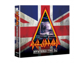 DEF LEPPARD - Hysteria At The O2 (DVD)