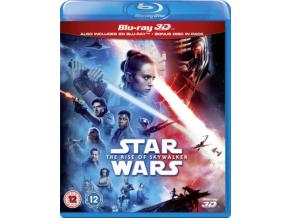 Star Wars: Episode Ix - The Rise Of Skywalker 3D (Blu-ray 3D)