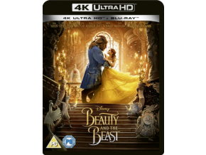 Beauty & The Beast (Live Action) (Blu-ray 4K)