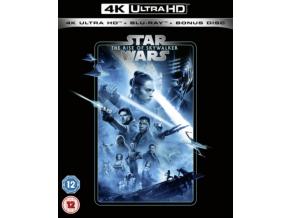 Star Wars: Episode Ix - The Rise Of Skywalker 4K (Blu-ray 4K)