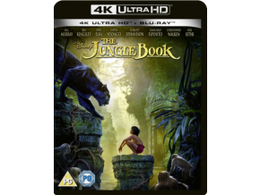 Jungle Book (Live Action) (Blu-ray 4K)