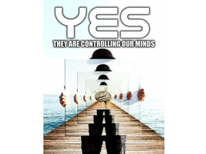 VARIOUS ARTISTS - Yes They Are Controlling Our Minds (DVD)