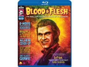 Blood & Flesh: The Reel Life & Ghastly Death Of Al Adamson (Blu-ray)