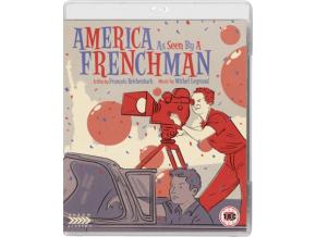 America Seen By A Frenchman (Blu-ray)