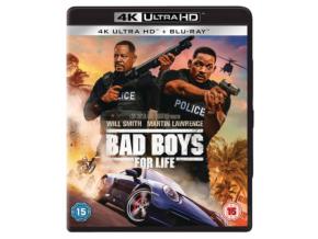 Bad Boys For Life (Blu-ray 4K)