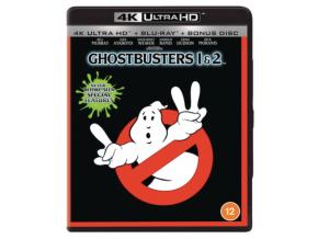 Ghostbusters I (1984) & II (1989) (Blu-ray 4K)