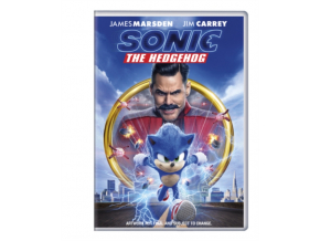 Sonic The Hedgehog (DVD)