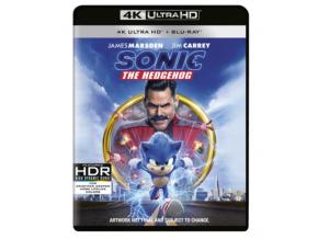 Sonic The Hedgehog (Blu-ray 4K)
