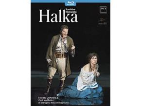 JOLANTA WAGNER / DORTA SOBCZAK / TADEUSZ SZLENKIER / OPERA NOVA ORCHESTRA / CHORUS / PIOTR WAJRAK - Moniuszko: Halka (Blu-ray)
