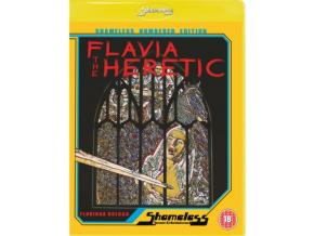 Flavia The Heretic (Blu-ray)