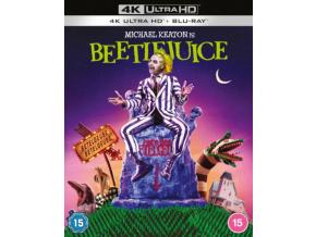 Beetlejuice (Blu-ray 4K)