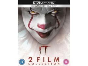It Chapters 1 & 2 (Blu-ray 4K)