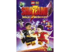 Lego Dc Shazam: Magic & Monsters (DVD)