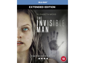 The Invisible Man (Blu-ray) [2020]