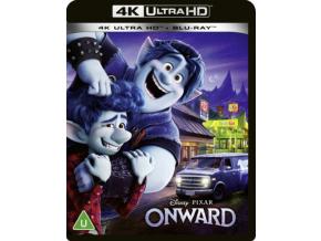 Onward 4K (Blu-ray 4K)