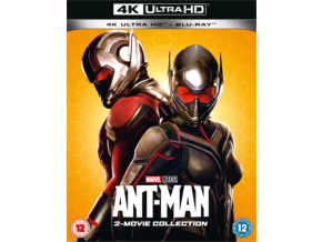 Ant-Man / Ant-Man & The Wasp (Blu-ray 4K)