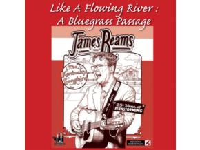 JAMES REAMS - Like A Flowing River: A Bluegrass Passage (DVD)