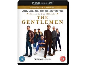 The Gentlemen (Blu-ray 4K)