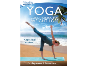 Yoga Conditioning For Weight Loss For Beginners And Improvers - Split Level Workout (DVD)