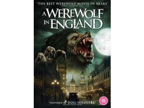 A Werewolf In England (DVD)