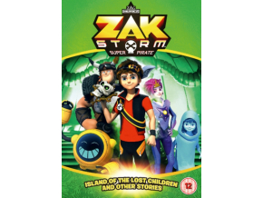 Zak Storm: Island Of The Lost Children And Other Stories Vol. 4 (DVD)