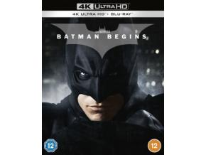 Batman Begins (Blu-ray 4K)