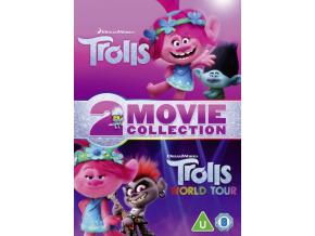 Trolls (2016) / Trolls World Tour Doublepack (DVD)