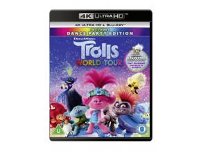 Trolls World Tour (Blu-ray 4K)