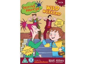 Horrid Henry Horrid Henry Wild Weekend (DVD)