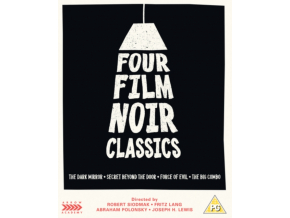 Four Film Noir Classics (Blu-ray)