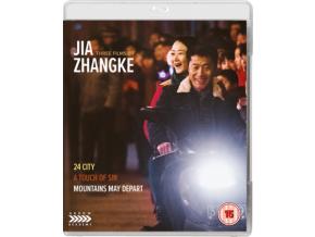 Three Films By Jia Zhangke (Blu-ray)