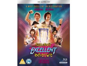 Bill & Teds Excellent Adventure (Blu-ray 4K)