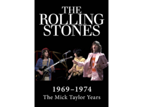 ROLLING STONES - Rolling Stones - 1969-1974 The Mick Taylor Years (DVD)