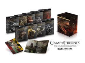 Game Of Thrones: Seasons 1-8 (Blu-ray 4K)