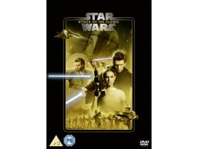 Star Wars Episode Ii: Attack Of The Clones (DVD)